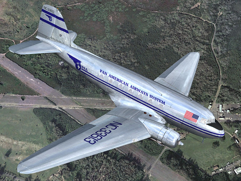 An analysis of the topic of the pan american world airways